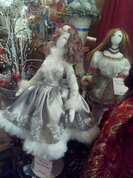 Куклы- тряпиенсы. Фото Татьяна Некрашевич.