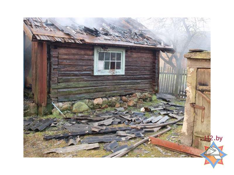 Пажар у в. Стайкі