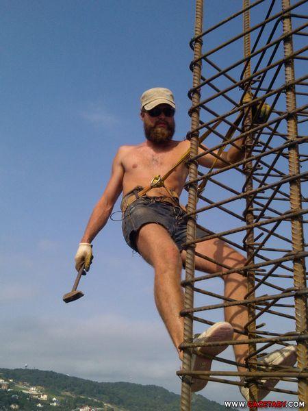 Дмитрий Велич полгода помогал возводить стадион для «Формулы-1» на территории Олимпийского парка в Сочи
