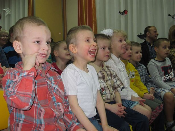 В детском саду №45 для детей с особенностями психофизического развития прошла благотворительная акция. Фото Ольга Широкоступ