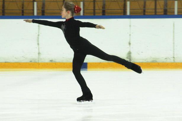 Первенство Беларуси по фигурному катанию в Ледовом дворце в Барановичах 24 января