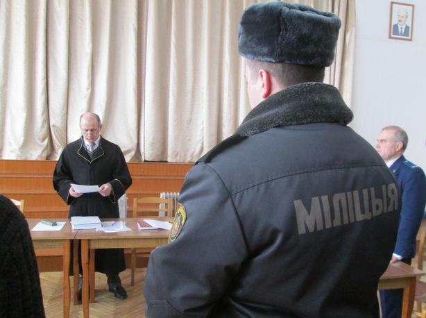 Горожанина за управление авто в пьяном виде приговорили к 2 годам лишения свободы. фото автора