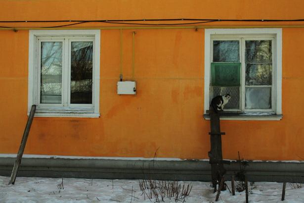 Жилой дом по улице Лисина