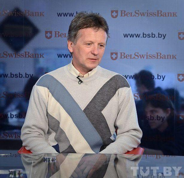 Главный тренер хоккейного клуба «Текстильщик-БарГУ» Георгий Бельский