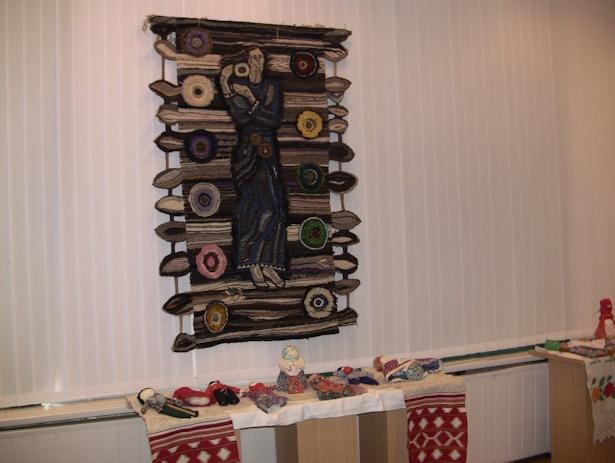 В Барановичах открылась выставка КУКЛА КАК ИСКУССТВО. Фото Александр ТРИПУТЬКО