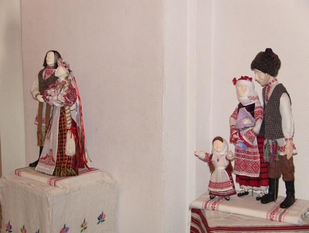 Белорусские народные куклы. Фото Александр ТРИПУТЬКО