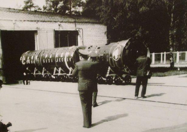 Ликвидация последней ракеты на базе «Лесная», 23 мая 1990 г.