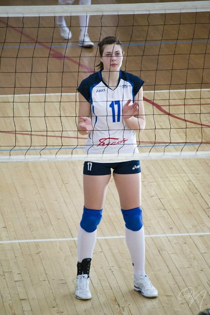 Анна Климец. Фото Павел Кульгавик.
