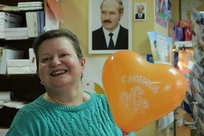 Наталья, заведующий книжным магазином