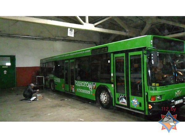 Автобус с акцией МЧС  «Цена мгновения» появится на улицах города.