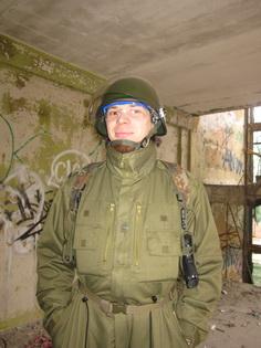 Егор, резчик стекла