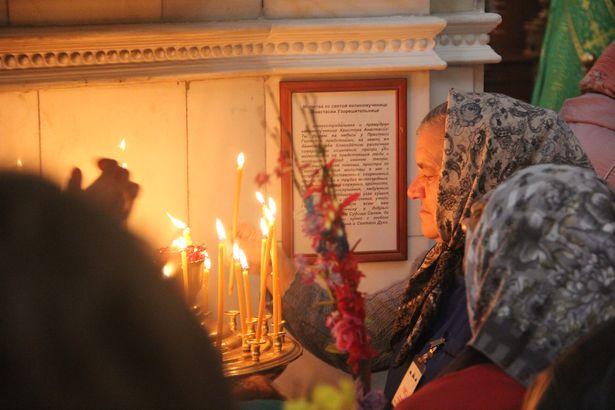 Храм Святого благоверного князя Александра Невского. Фото Александр Трипутько.
