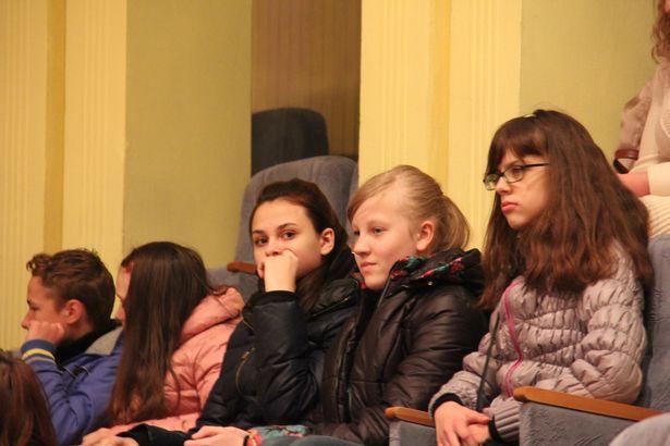 В Барановичах выбирали участников «Твоей минуты славы». Фото Александр Трипутько