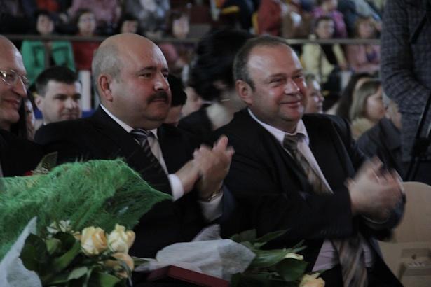 В Барановичах состоялась церемония вручения премии «Человек года». Фото: Александр Трипутько