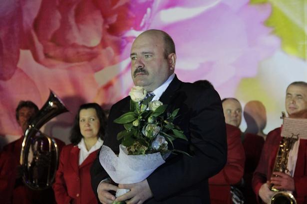 Виктор Ракуть, директор ОАО «Барановичский молочный комбинат». Фото: Александр Трипутько