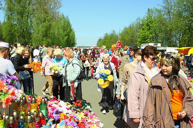 Радоница в Барановичах
