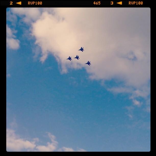 @necrashevich  Расійскія самалёты над баранавіцкім небам