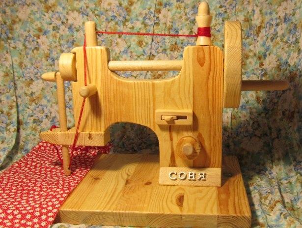 Швейная машинка. Фото из архива Виктора Дарковича.