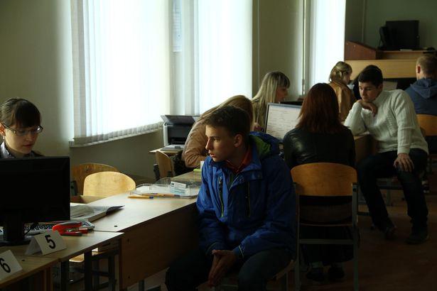 В Барановичах началась запись на ЦТ