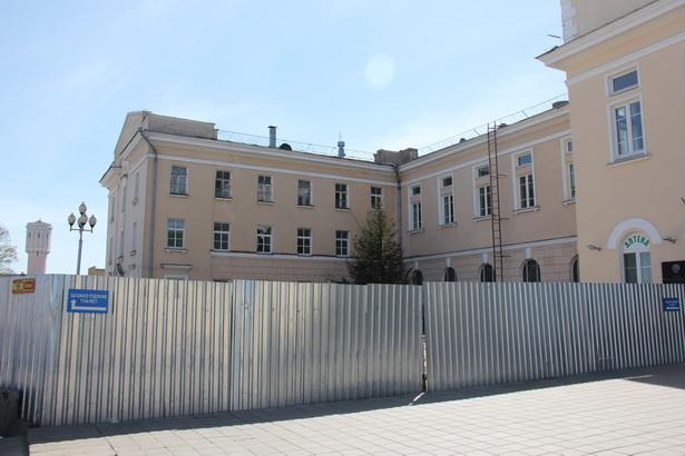 Вокзал «Барановичи-Полесские», 25 апреля