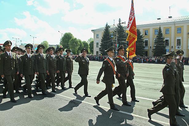 9 мая в Барановичах