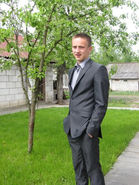 Илья Говорков, выпускник гимназии №5