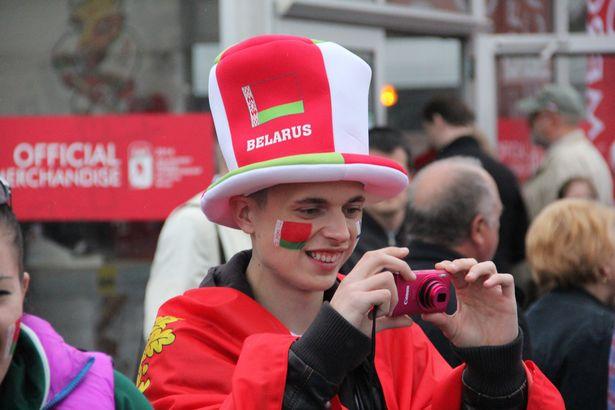 Беларускі заўзятар