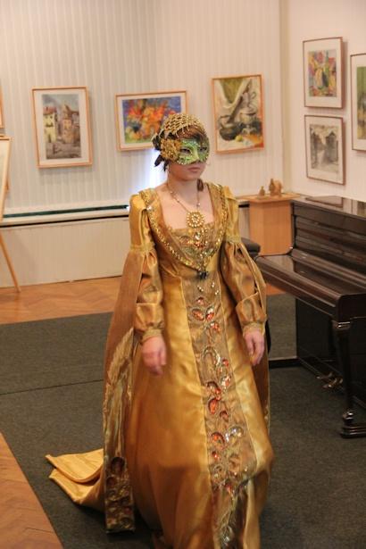 В Барановичах прошла акция «Ночь музеев». Фото: АЛЕКСАНДР ТРИПУТЬКО