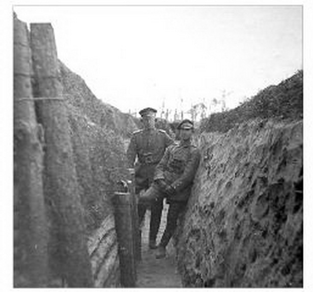 Германцы фенаменальна ўмелі ўдасканальваць свае ўмацаванні.