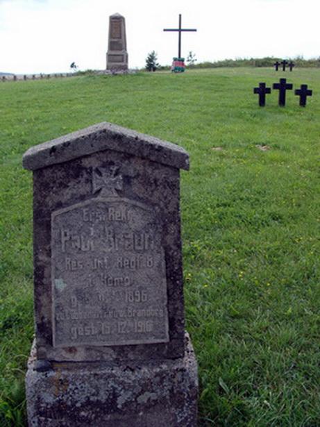 Нямецкія могілкі
