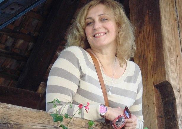 Марина Глушакова