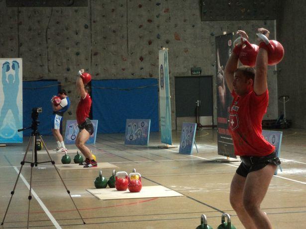 Фото с сайта vk.com/kettlebellsport.kiev