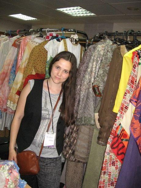 Екатерина Занько. Фото из архива автора.