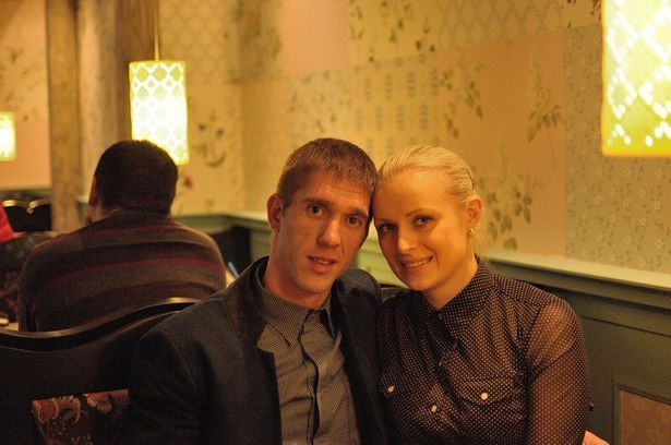 Супруги Антон и Наталья Кушнир