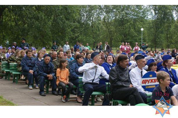 Санитарная дружина птицефабрики «Дружба» заняла первое место в областных соревнованиях