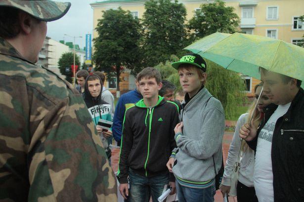 Барановичи посетили разработчики World of Tanks