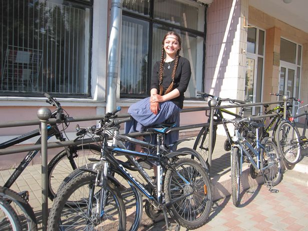 Екатерина Шеховцова, студентка