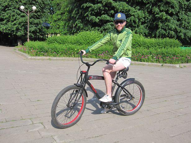 Дмитрий Маркин, временно безработный