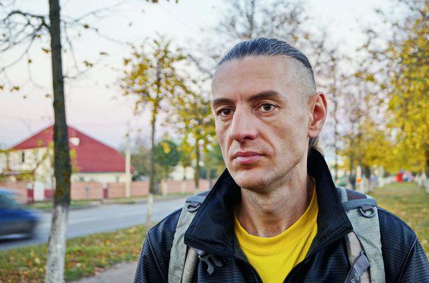 Николай Калюта, специалист по ремонту велосипедов