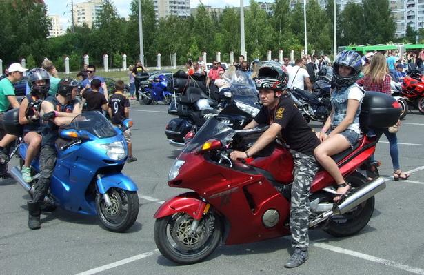 Третий международном фестивале «MotoFestWest»