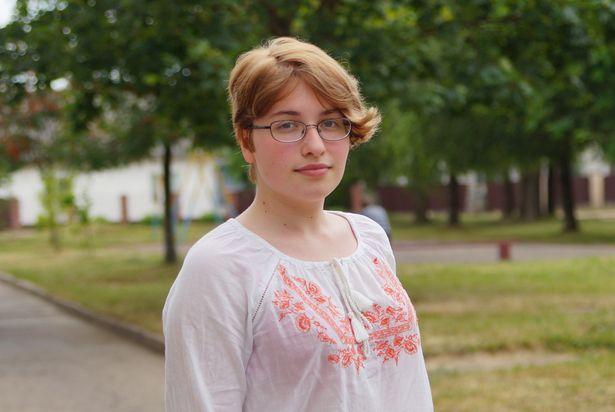 """Юлия Емельянович: """"После университета я бы хотела поехать поработать в Европе, а потом вернуться в Беларусь""""."""