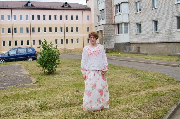 Юлия Емельянович на олимпиаде по русскому писала сочинение… о белорусском языке