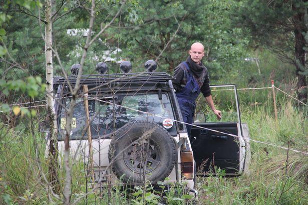 Владельцы внедорожников испытали свои машины