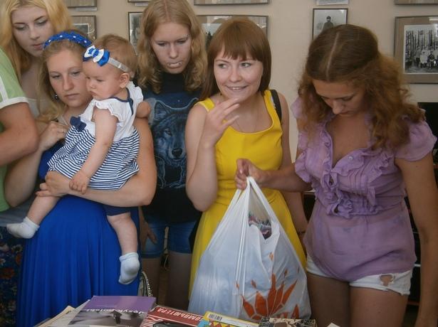 Бесплатная ярмарка Free Market в Барановичах, 19 июля. фото Натальи Семенович