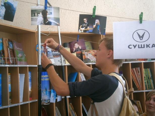 Фотосушка в Барановичах, 19 июля. фото Натальи Семенович