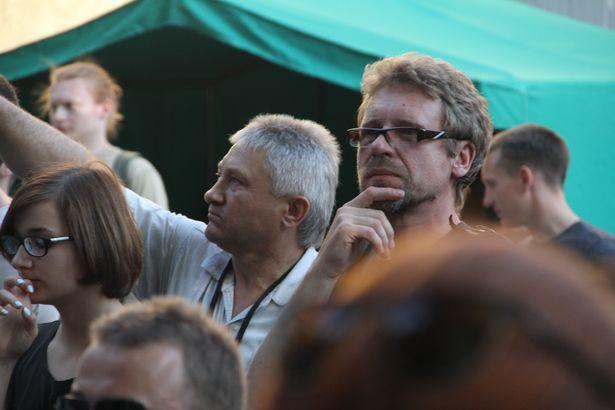 Фестиваль ЛЕТО в Барановичах. Фото Дмитрия Макаревича
