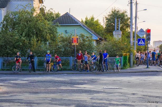 Критическая масса в Барановичах