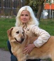 Наталья Плотникова, зоопсихолог минского приюта «СУПЕРКОТ»