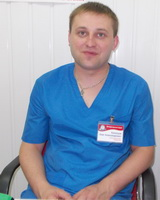 Олег Колонцов, ветеринар