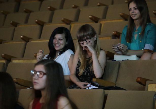 В Барановичах прошел кастинг проекта «Поющие города»
